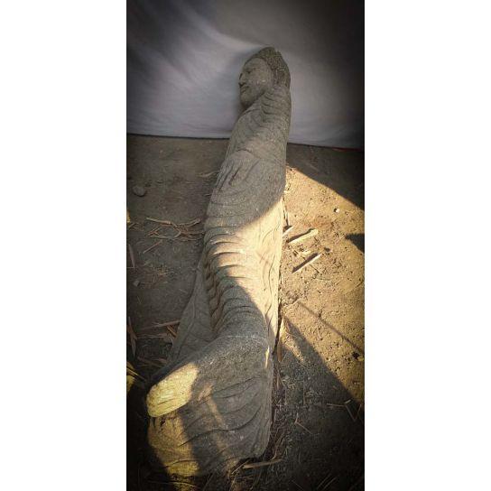 Buddha Figur 150 Cm : reclining buddha volcanic rock statue 150 cm ~ A.2002-acura-tl-radio.info Haus und Dekorationen