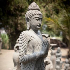 Stone Buddha Garden Statues For Sale Uk Wanda Collection