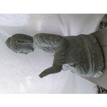 Zen Asian outdoor garden statue 50 cm